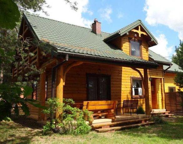 Dom w Puszczy Augustowskiej