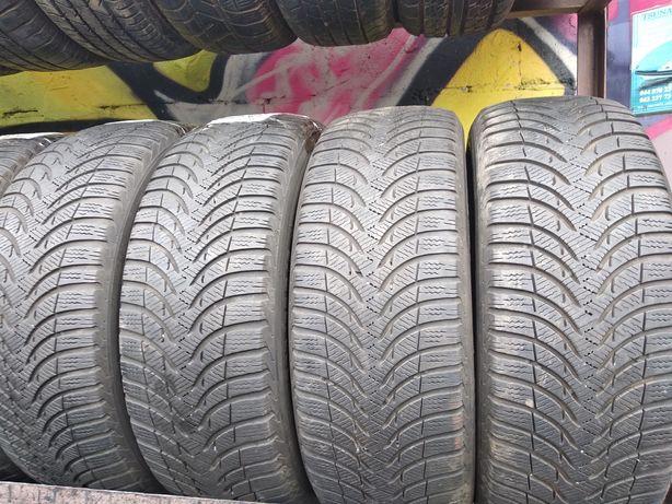 205/55r16 Goodyear Semperit Michelin Continental зима б/у шины СКЛАД