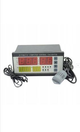 Termoregulator z pomiarem wilgotności