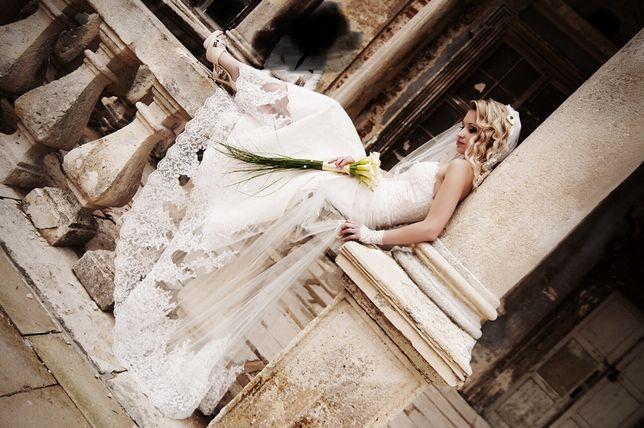 Сукня весільна, платье свадебное.