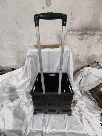 Pack & Roll skrzynia składana na kółkach