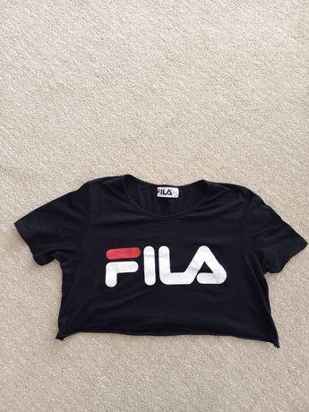Camisola top desportivo FILA tamanho M ideal para fazer desporto