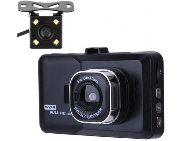 Rejestrator Samochodowe z Kamerą Cofania Video Rejestrator