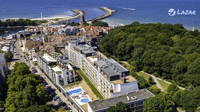 Apartamenty Kołobrzeg Nadmorskie Tarasy Noclegi Port