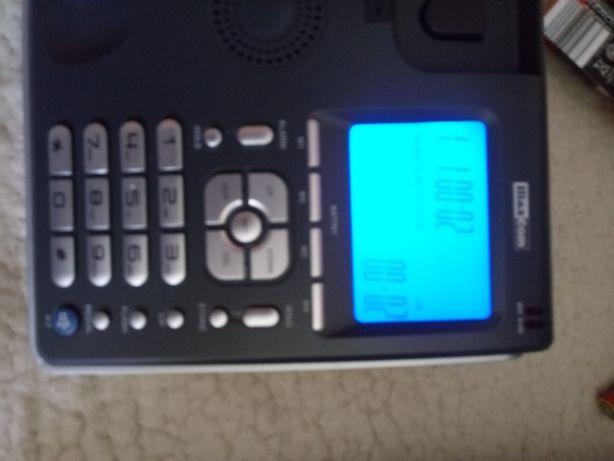 Telefon przewodowy KXT701 Grafit