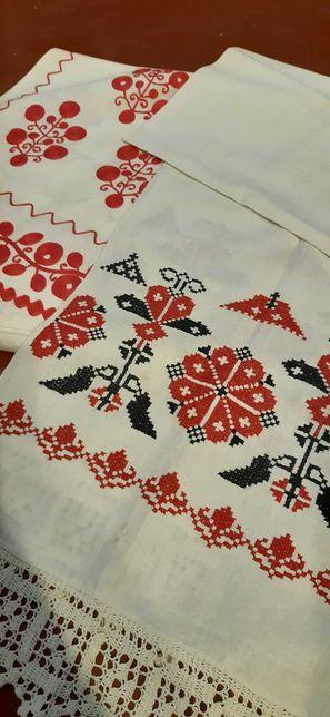 Рушник Вышивка Машинная вышивка СССР