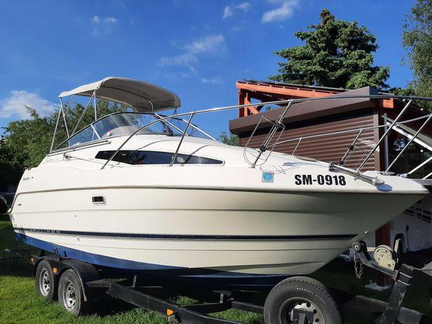 Łódź motorowa motorówka yacht Bayliner 2355 Ciera