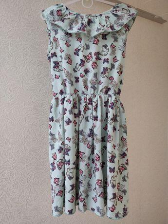 Платье летнее, легкая приятная ткань