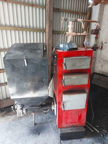 Części do Kotła 12 kW z podajnikiem Piec na EKOGROSZEK