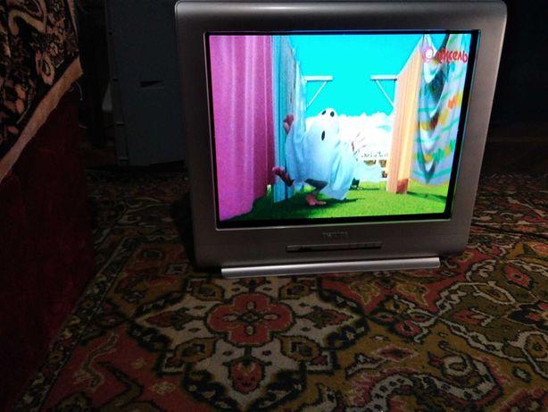 Продам б/у телевізор Philips 54 см - 21 дюйм. Стан ідеальний!!!