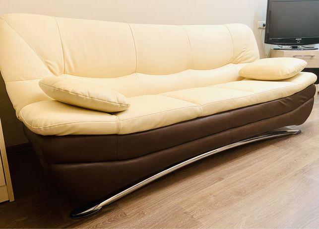ПроМягкий диван Оливия( можно в гостинную, прихожую, кабинет, офис)