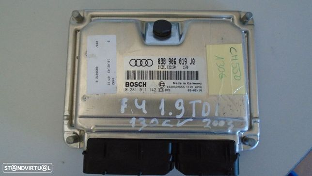Centralina Motor Audi A4 1.9 tdi 130cv 0281011142 cm550