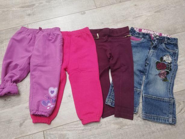 Ciepłe spodnie, spodenki