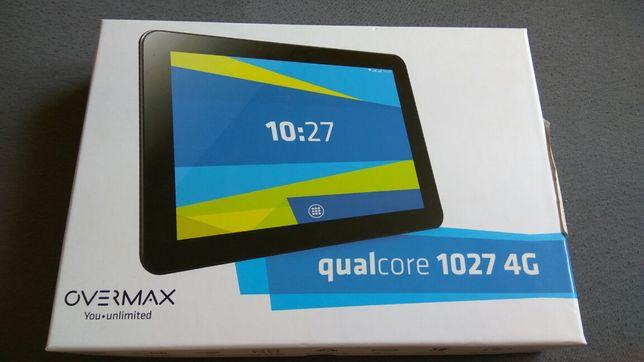 tablet Overmax Qualcore 1027 4G czarny 16GB - uszkodzony