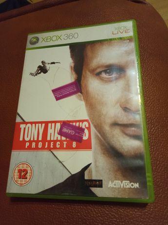 Tony Hawks Project 8 xbox 360