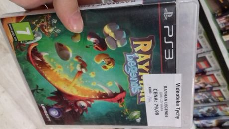 Rayman legends PS3, Sklep Tychy