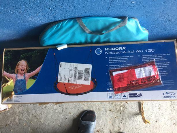 Huśtawka gniazdo bocianie pełne 120 cm, 120 kg Hudora