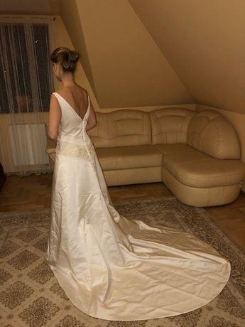 Suknia ślubna VILLAIS XS/34