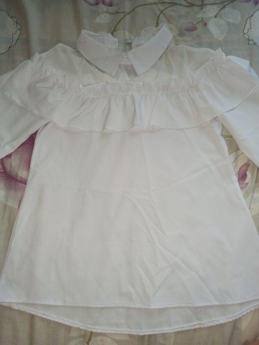 Школьная рубашка 152-154(12-13лет) Донецк - изображение 1
