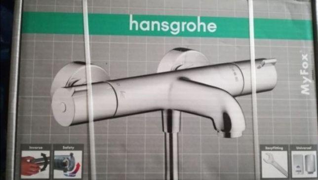 Bateria wannowo prysznicowa z termostatem Hansgrohe MyFox