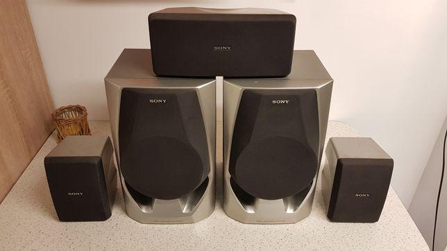 SONY zestaw głośników 5.0 kino domowe