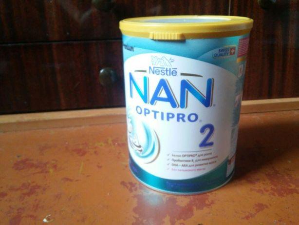 Детская молочная смесь Nestle NAN 2
