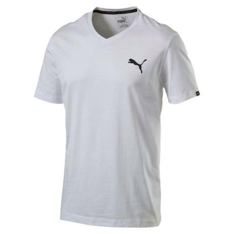 Puma Iconic V-Neck T-Shirt Пума / Футболка / Спортивная футболка