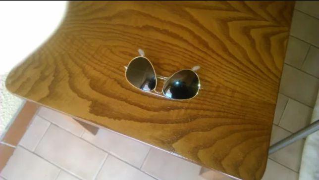 Óculos de sol Ray-Ban antigos