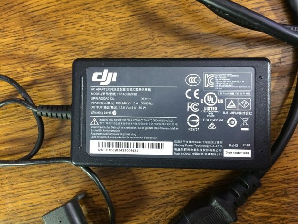 Оригинал зарядное устройство для DJI Phantom 2