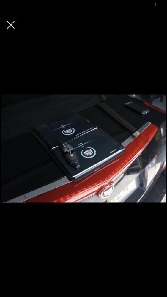 Cadillac BLS 2007 1.9
