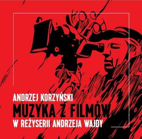 Andrzej Korzyński - Muzyka z Filmów Wajdy LP vinyl winylowa (limit)
