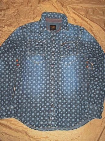 Мужская джинсовая рубашка PME Legend