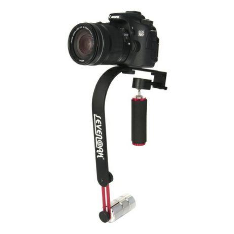 Стабилизатор SEVENOAK SK-W02 для фото и видеокамер весом до 1кг.