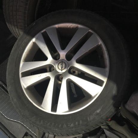 Диски Opel R16 205/55 ідеал