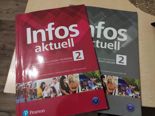 Infos aktuell 2 - język niemiecki