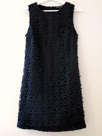 mała czarna - sukienka TOP SECRET