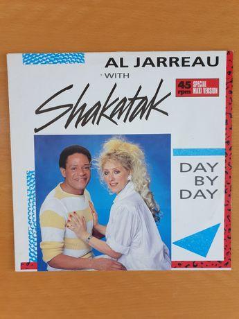 Shakatak With Al Jarreau - Day By Day LP