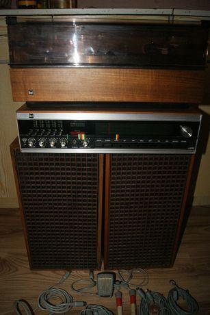 zestaw dla kolekcjonera DUAL 701 ,CR60 ,CL173, HYPERION H2 100