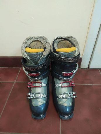 Продам ботинки SALOMON MISSION RS CF'12