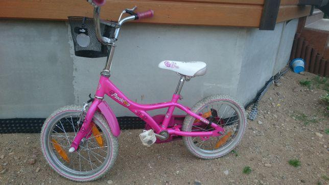 Rower dla dziewczynki 16 cali Giant