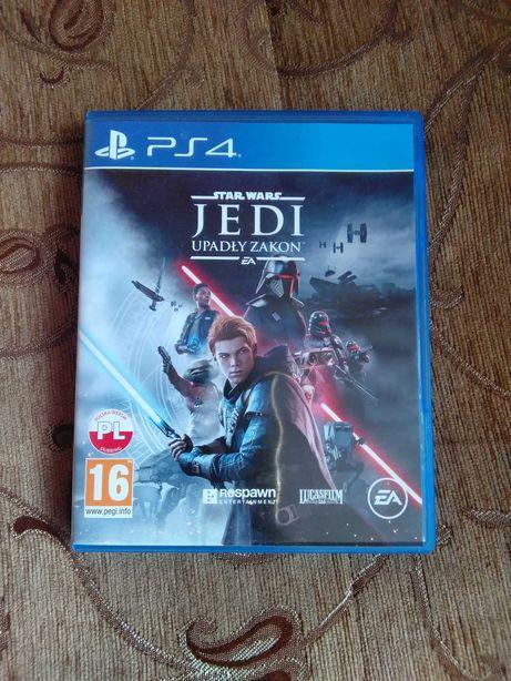 Gra PS4 Star Wars Jedi UPADŁY ZAKON