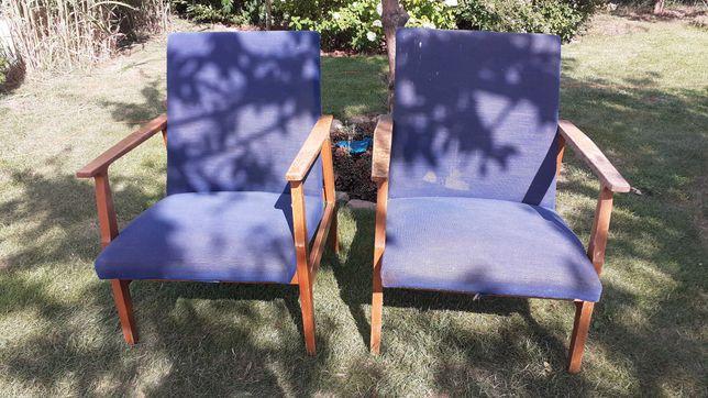Fotele BW-14 do renowacji