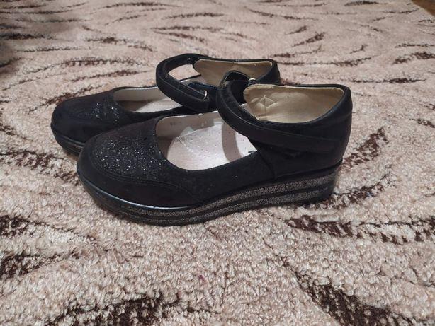 Туфли для девочки р 34-20,5 см