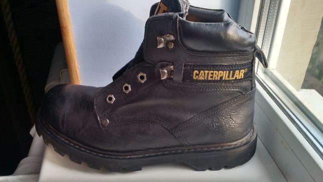 Ботинки Caterpillar USA кожа 41