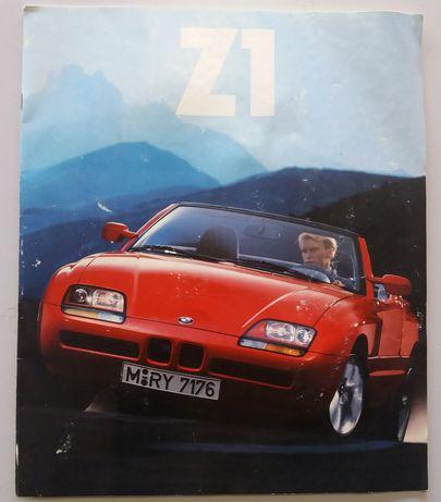 Catálogo original BMW Z1