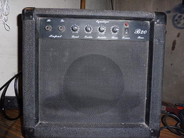 Wzmacniacz gitary basowej B20