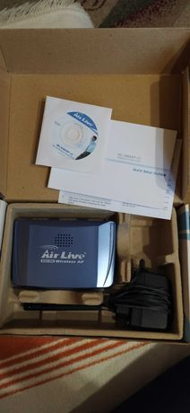 Router Air Live.