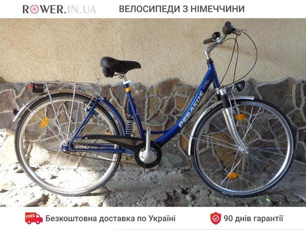 Дорожній велосипед комфорт класу Pegasus 28 з планетарною втулкою