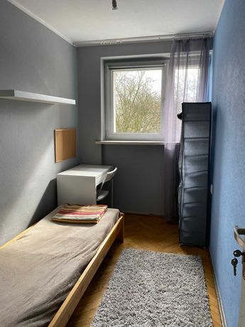 Pokój jednoosobowy blisko UP Poznań