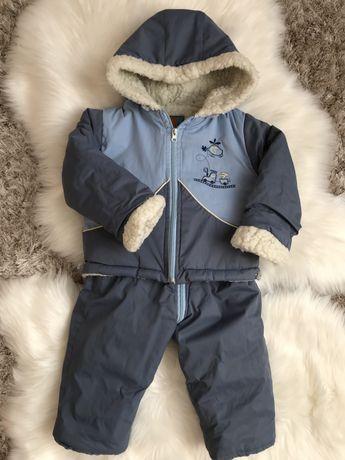 Комбінезон зимовий костюм